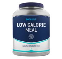 low calorie meal eiwitshake voor afvallen van body en fit